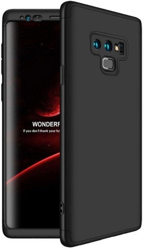 Teleplus Samsung Galaxy Note 9 360 Hard Cover Case Black