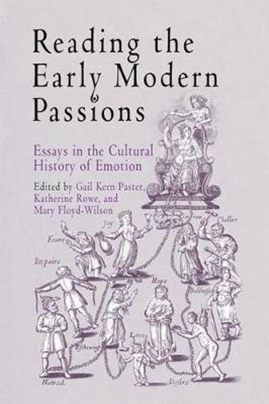 Politics and the Passions, 1500-1850