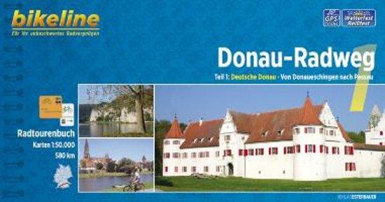 Donau - Radweg 1 Donaueschingen nach Passau