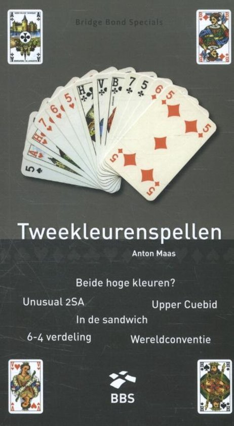 Bridge Bond Specials 15 Tweekleurenspellen