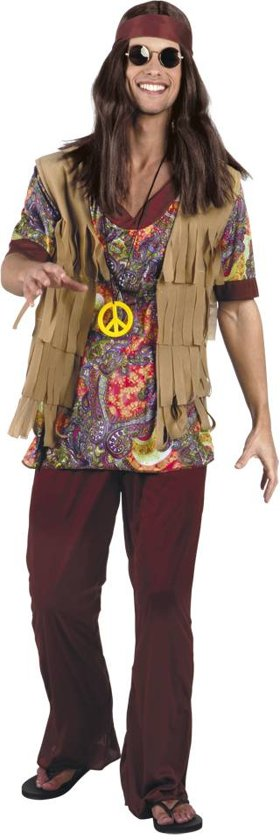 Hippie Kostuum Flowers