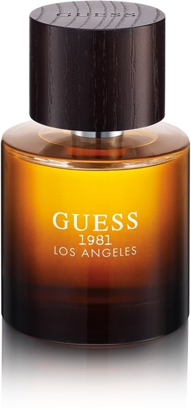 guess 1981 la summer men edt 100ml spray