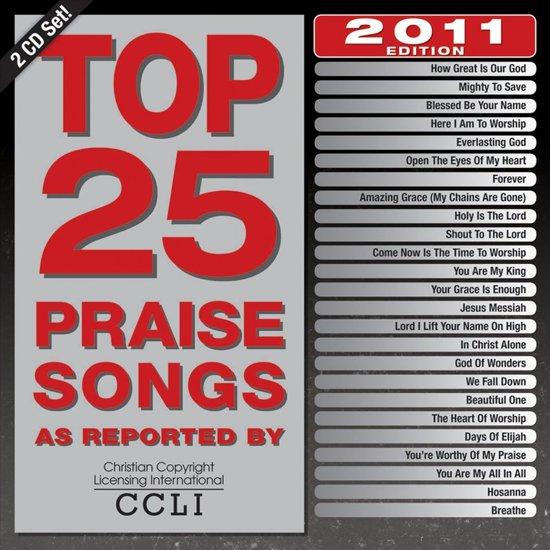 Top 25 Praise Songs 2011