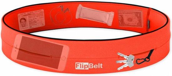 Flipbelt - Running belt - Hardloop belt - Hardloop riem - Oranje - L
