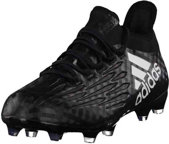 d9a442649d1 bol.com | adidas X 16.2 Voetbalschoenen - Maat 42 - Mannen - zwart/wit