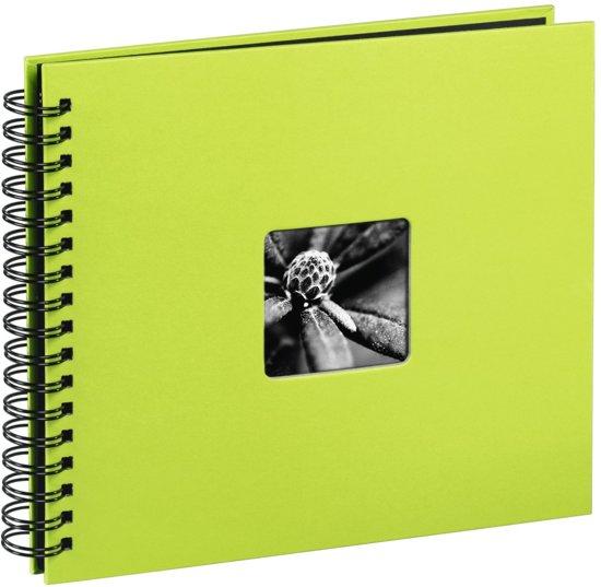 Hama Fine Art spiraal kiwi 36x32 50 zwarte Pagina's 10610
