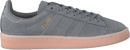 wholesale dealer c4f4d 6942a adidas CAMPUS W BY9838 - schoenen-sneakers - Vrouwen - grijsroze - maat