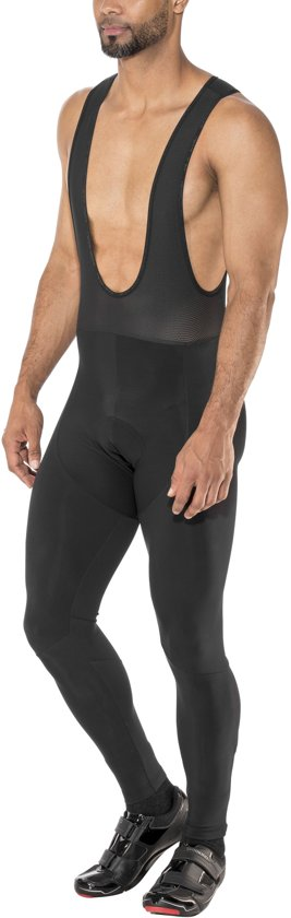 PEARL iZUMi Pur Thermische Bib Tights Heren, black Maat L