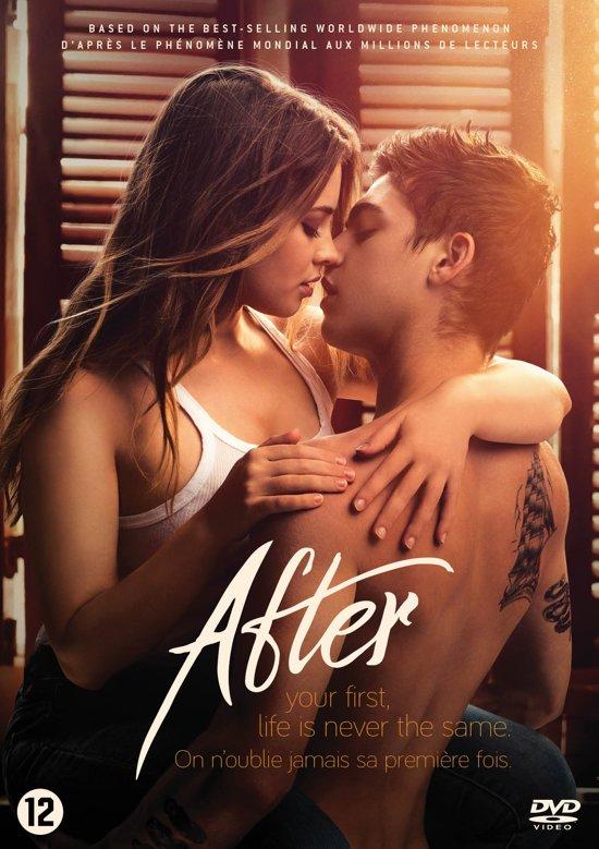 DVD cover van After