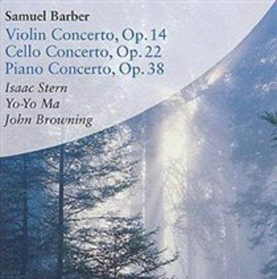 Violin Concerto Op.14/Cel