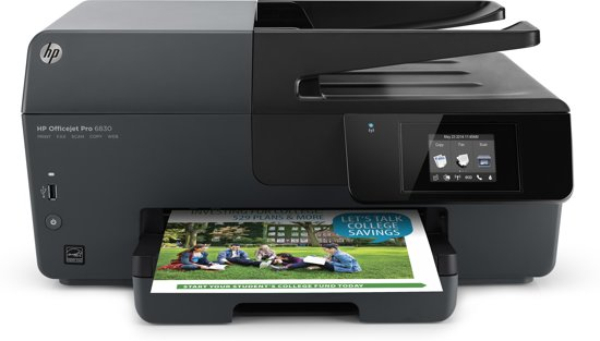 hp officejet pro 6830 e all in one printer. Black Bedroom Furniture Sets. Home Design Ideas
