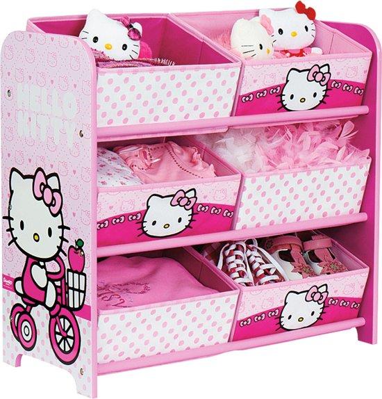 Hello Kitty Opbergrek