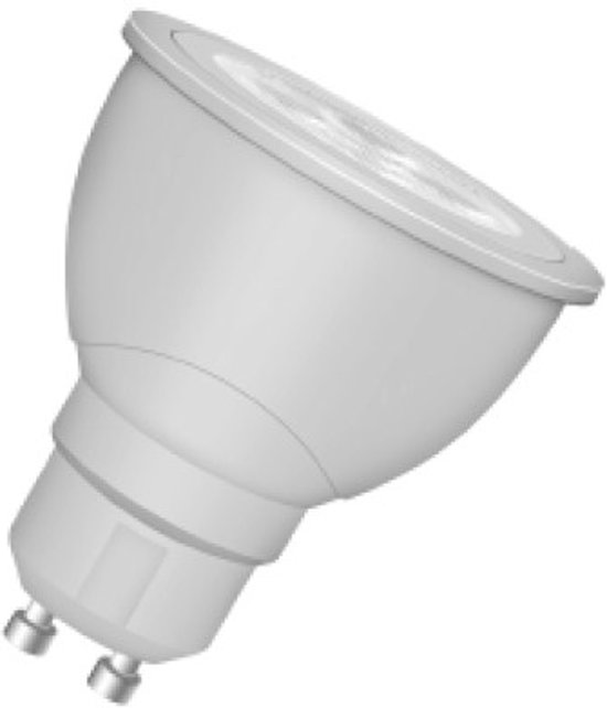 Osram LED Superstar PAR16 adv 7W GU10 A Warm wit LED-lamp