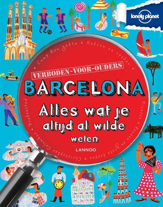 Lonely planet - verboden voor ouders - Barcelona