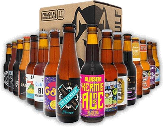 Beerwulf Nederlandse Winnaars Bierpakket - 16 stuks - 33 cl