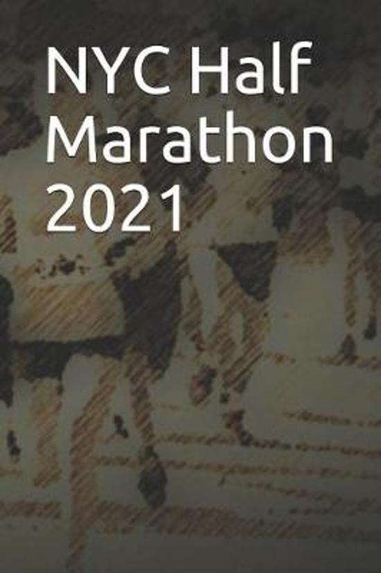 NYC Half Marathon 2021