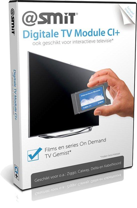 CI+ITV     CAMMOD CI+ ITV   SMIT