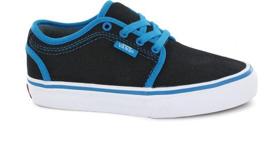 Baskets Vans Pour Les Adultes, Bleu, Taille: 38,5