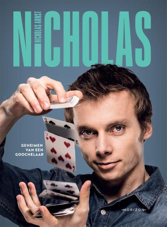 Nicholas. Geheimen van een goochelaar
