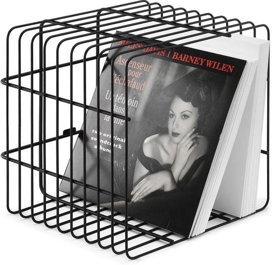 lp vinyl design opbergrek meubel 100 120. Black Bedroom Furniture Sets. Home Design Ideas