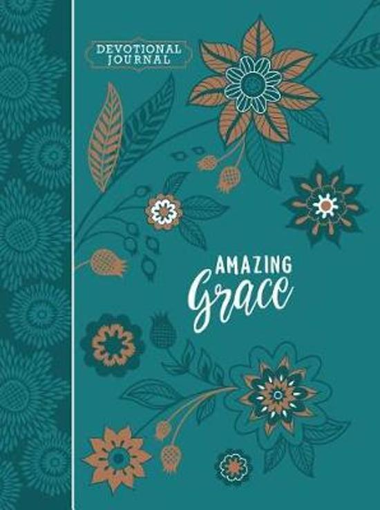 Amazing Grace (Devotional Journal/Ziparound)