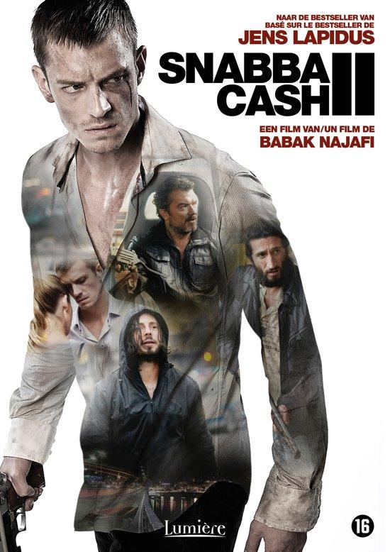 DVD cover van Snabba Cash 2