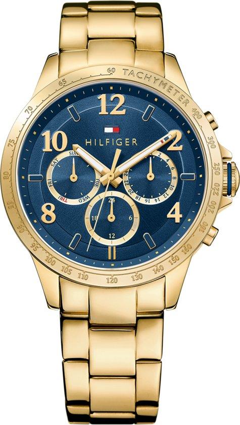 Tommy Hilfiger Dani TH1781643 - Horloge - Staal - Goudkleurig - 39.6 mm