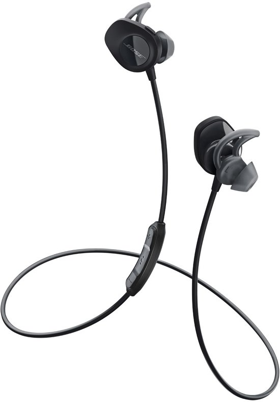 Bose SoundSport Wireless - Zwart