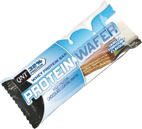 Protein Wafer QNT - 12 wafers - Belgian Chocolate