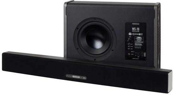Monitor Audio ASB 10 - Actieve Soundbar