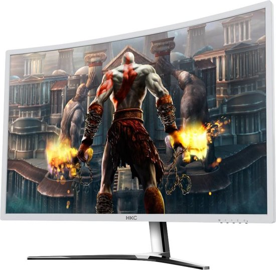 HKC NB32C-DH 32 inch Full HD Curved Monitor