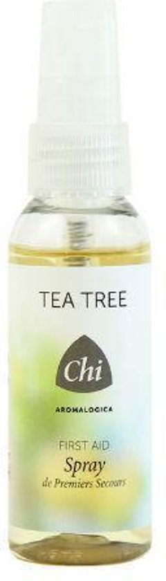 Chi Tea Tree/ Eerste Hulp & Lavendel Spray - 50 ml