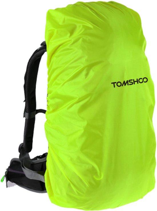 3cdc389e16d bol.com | Universele backpack/rugzak regenhoes 40L-50L - Geel