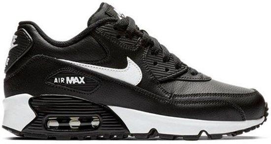 bol.com | Nike Air Max 90 Leather Sneaker Junior Sneakers ...