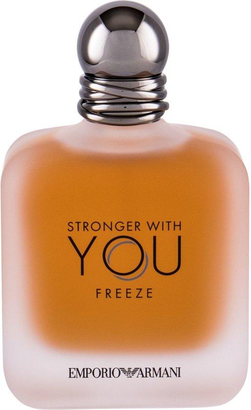Giorgio Armani Stronger With You Freeze Eau de toilette spray 100 ml
