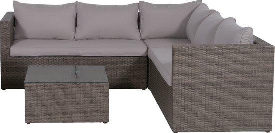 Garden Impressions - Montana - lounge set - new kubu/sand