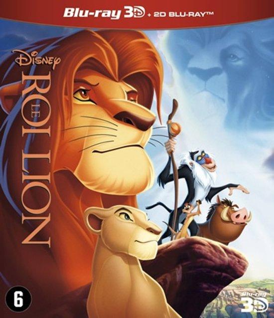 The Lion King Repkg 2014 (3D+2D) BD FR