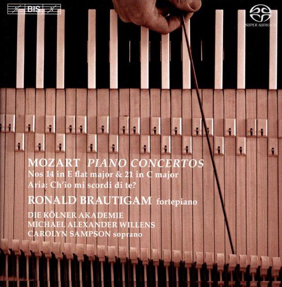 Piano Concerto No.14 In E Flat Major, K 449 / Pian