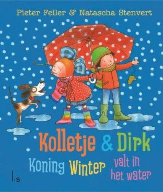 Kolletje & Dirk - Koning Winter valt in het water