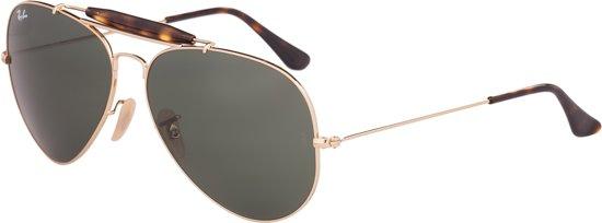 52bf0c98777 Ray-Ban RB3029 181 - Outdoorsman II - zonnebril - Goud   Klassiek groen G