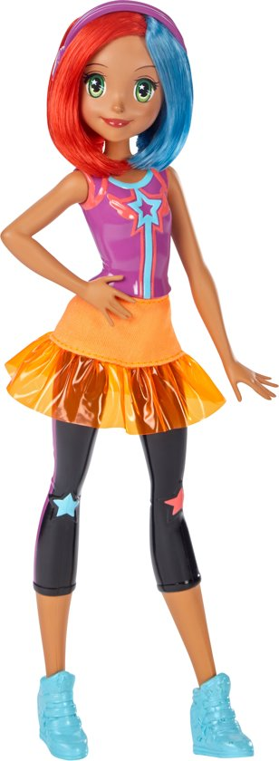 Barbie Video Game Hero Multi-Color Hair - Barbiepop