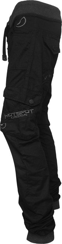 L Hsd Hotspot Broek Pant Design Maat Zwart qHn7UFwZT