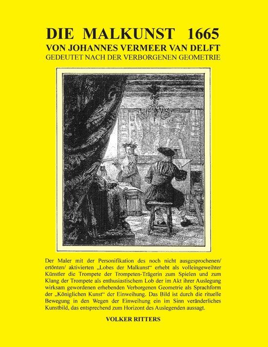 bol.com | Die Malkunst 1665 von Johannes Vermeer van Delft ...