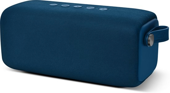 Fresh 'n Rebel Rockbox Bold L Waterproof Bluetooth Speaker Indigo