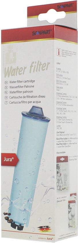 waterfilterpatroon steekbaar Claris Blue 1-pack