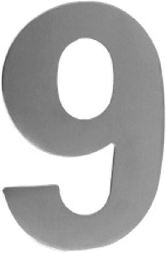Huisnummer 9 - RVS
