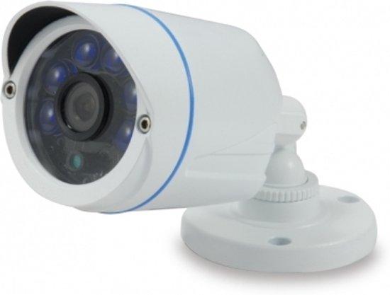 Conceptronic CCAM1080FAHD CCTV-bewakingscamera Binnen & buiten Rond Wit 1920 x 1080 Pixels