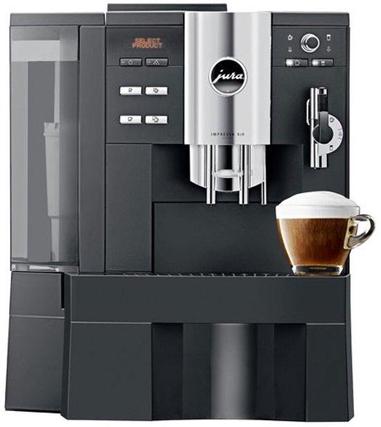 jura impressa xs9 pro aroma classic volautomaat espressomachine. Black Bedroom Furniture Sets. Home Design Ideas