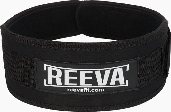 Reeva gewichtheffen riem - Geschikt voor Fitness en CrossFit - Small 66-86 cm