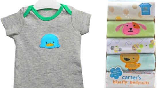 Baby - Geschenkset - Unisex shirt